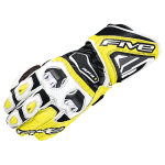 FIVE Перчатки RFX1 WHITE/YELLOW FLUO