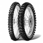 Моторезина Pirelli SCORPION MX MID SOFT 32 90/100-14 NHS 49M