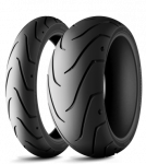 Моторезина Michelin SCORCHER 11 R18 120/70 59 W TL Передняя (Front)
