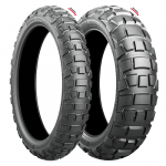 Моторезина Bridgestone Battlax AdventureCross AX41 90/90-21 54Q TL Передняя