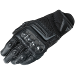 Dainese Перчатки CARBON 3 SHORT 631 BLACK/BLACK