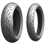Моторезина Michelin 180/55-ZR17 ROAD 5 GT R TL (73W) Задняя