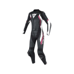 Мотокомбинезон DAINESE AVRO D2 2PCS женский N32 BLK/WH/RED-FLUO