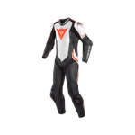 Мотокомбинезон DAINESE LAGUNA SECA 4 1PC N32 BLK/WHITE/FLUO-RED
