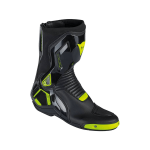 Dainese Ботинки COURSE D1 OUT 620 BLK/YELL-FLUO