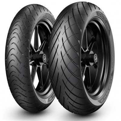 Мотошина Metzeler Roadtec Scooter 120/70 R14 55H TL Front