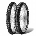 Моторезина Pirelli Scorpion MX Soft 410 R16 90/100 51 M TT Задняя