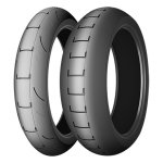 Моторезина Michelin Power Supermoto B R17 160/60 TL Задняя (Rear) NHS